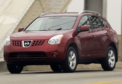 2010 Nissan Rogue S SUV