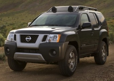 2010 Nissan Xterra Off-road SUV