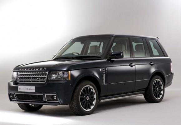 2010 Range Rover Overfinch 1