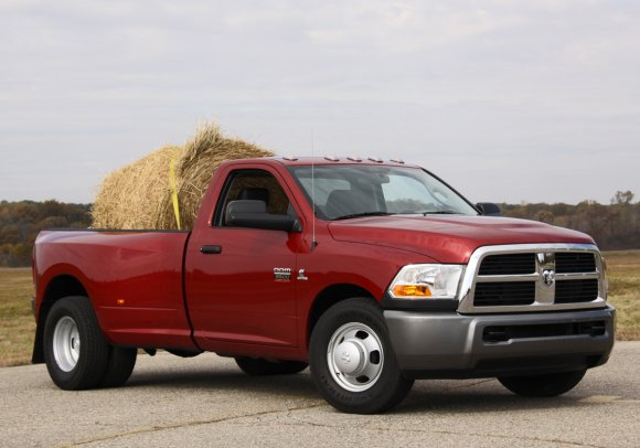 2010 Dodge Ram HD & Power Wagon 1